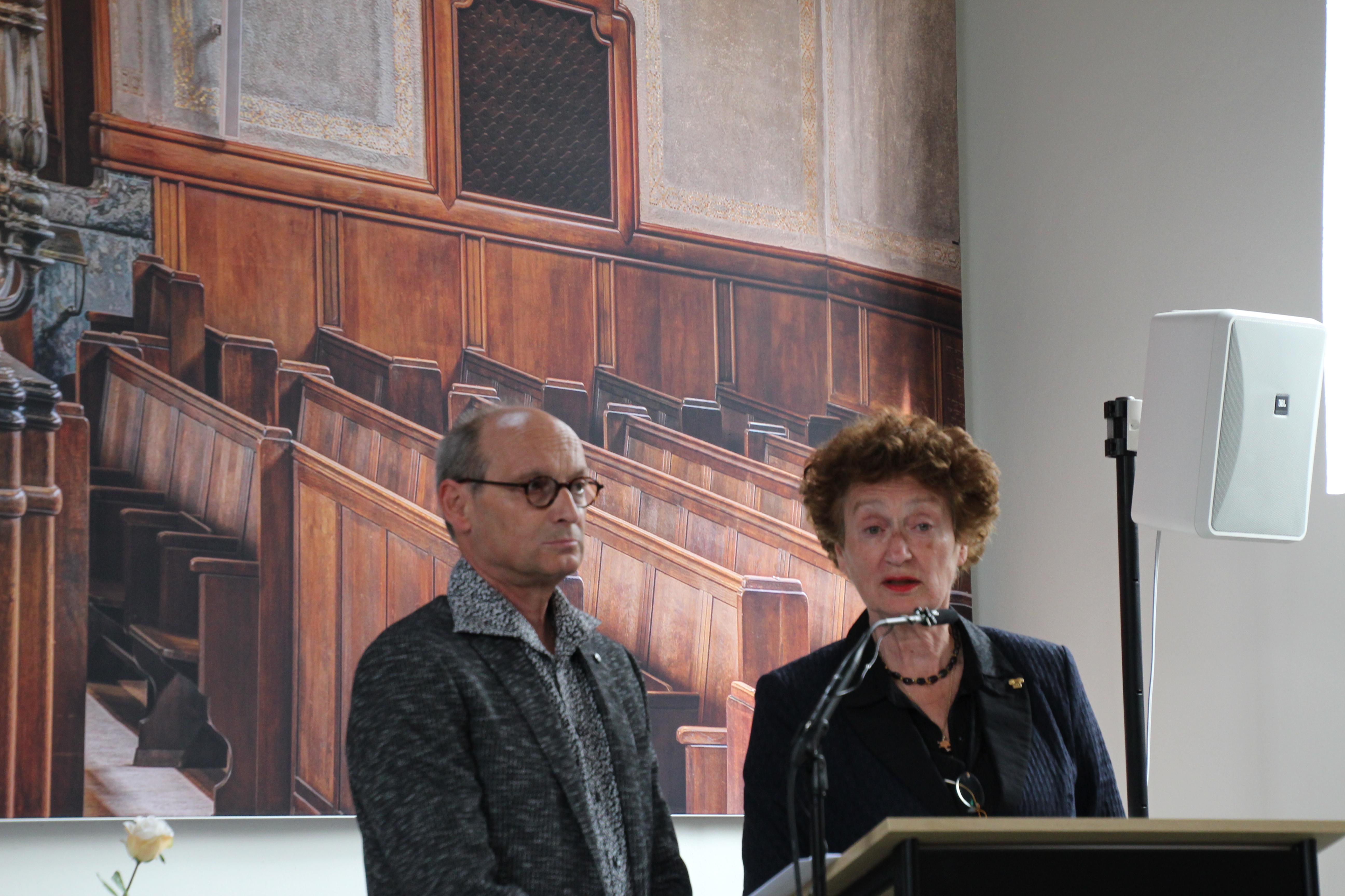 Hans en Mieke Zilverberg