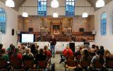 Leerlingen van De nieuwe Veste bezochten de voormalige synagoge